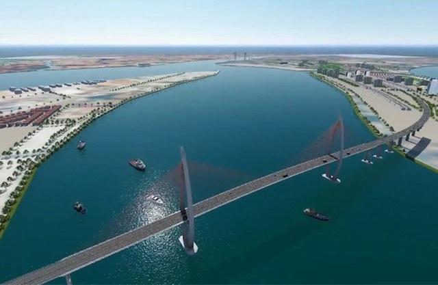 Đề xuất dự án cầu vượt biển nối liền Cần Giờ – Vũng Tàu