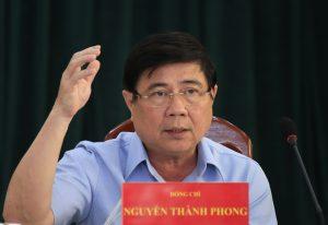 Chủ tịch TP HCM: 'Cần Giờ sẽ là thành phố biển du lịch'