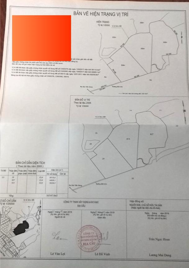 Bán đất Lý Nhơn mặt tiền Đê Tiền Giang 16.5ha giá 500k/m2
